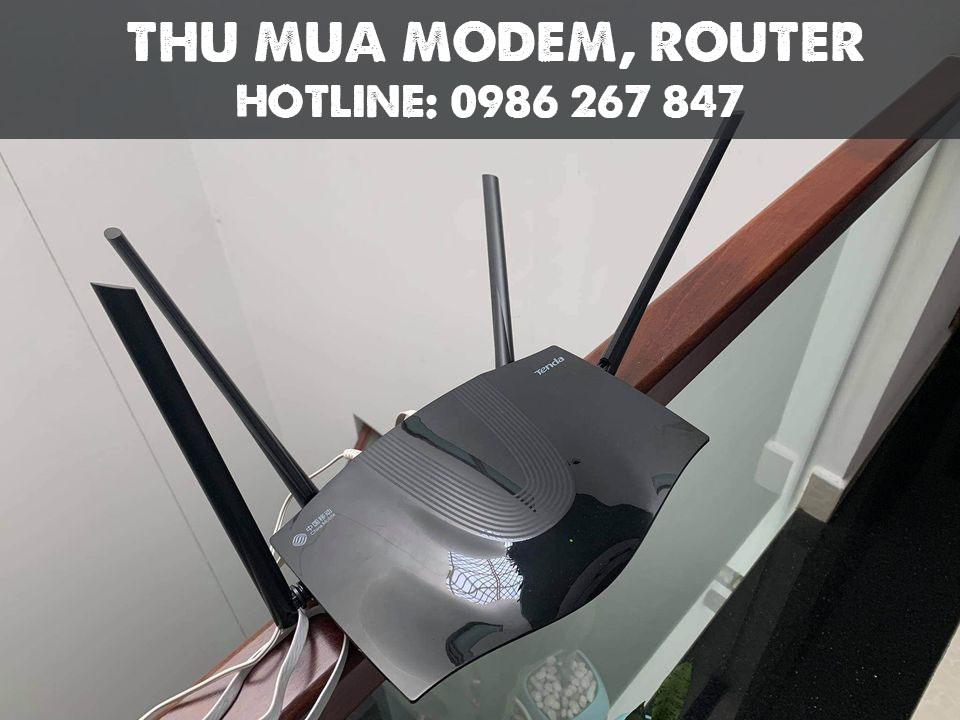 Thu mua modem router wifi giá cao tại tphcm