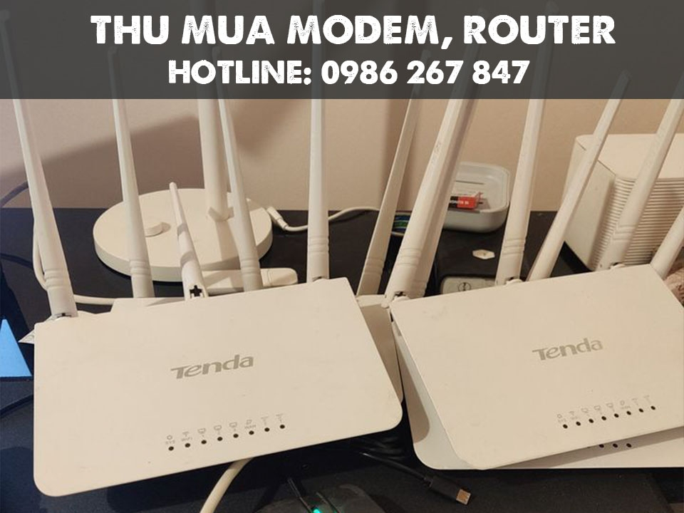 Thu mua router wifi